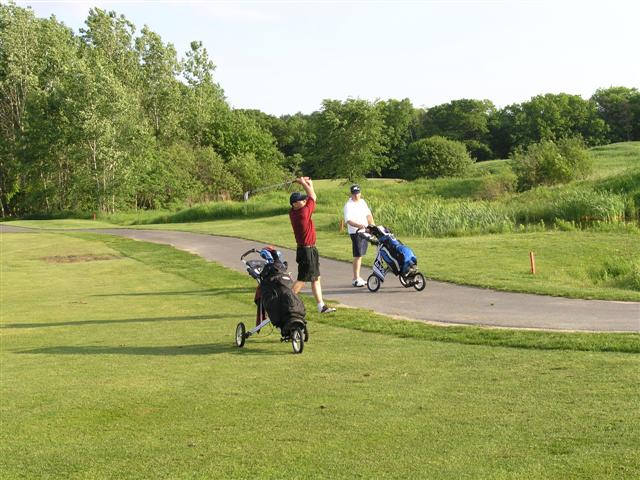 Campbells golf course